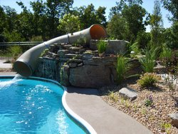 Always Fun Swimming Pool #006 by Indian Summer Pool and Spa