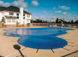 Anchor Pool Cover #001 by Indian Summer Pool and Spa