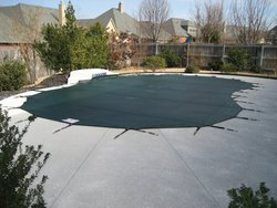 Anchor Pool Cover #002 by Indian Summer Pool and Spa