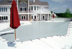 Anchor Pool Cover #003 by Indian Summer Pool and Spa