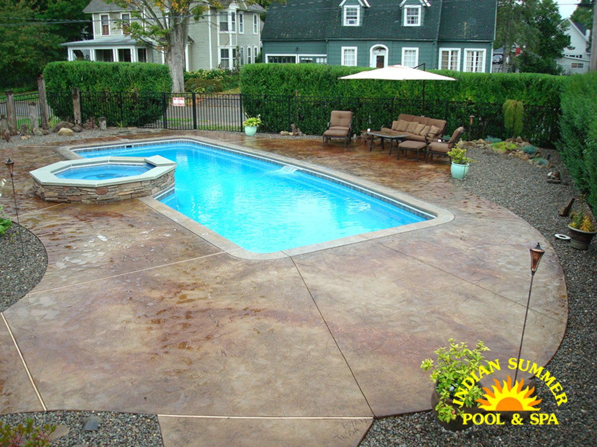 Fiberglass pools springfield mo indian summer pool and spa for Viking pools