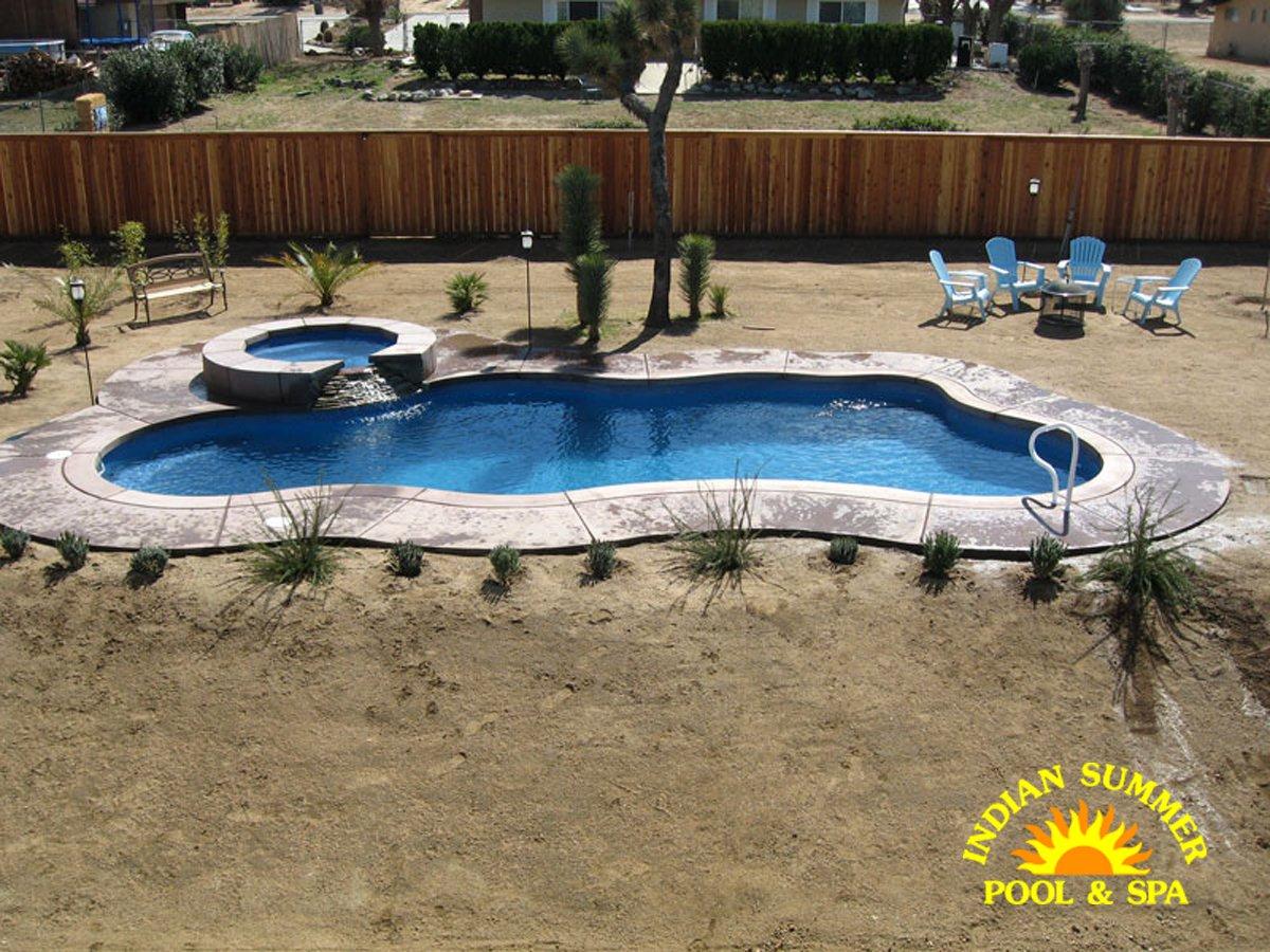 Fiberglass Pools Springfield MO| Indian Summer Pool and Spa