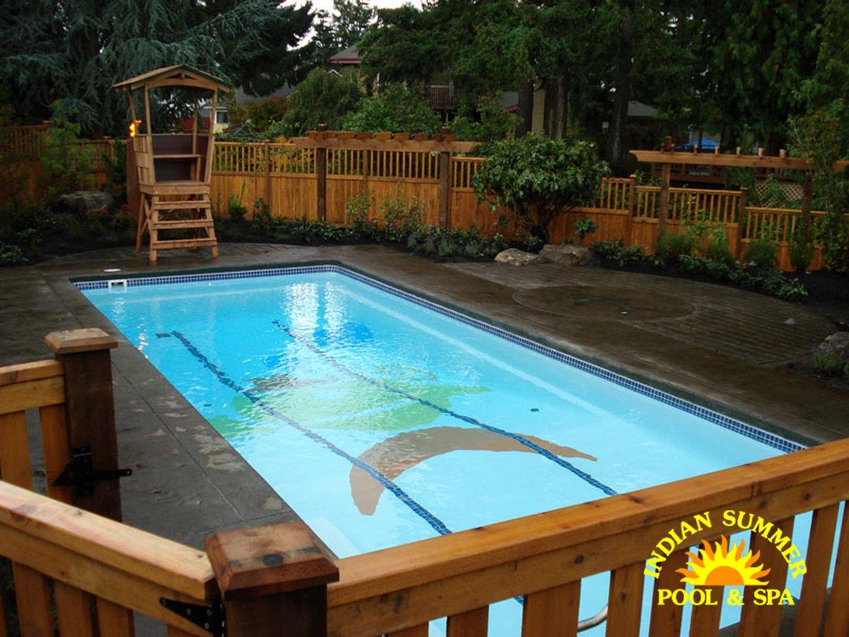 Fiberglass Pools Springfield Mo Indian Summer Pool And Spa