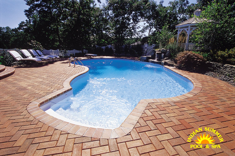 Vinyl Liner Pools Springfield Mo Indian Summer Pool And Spa