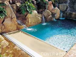 Pool Cover #001 by Indian Summer Pool and Spa
