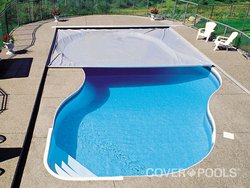 Pool Cover #003 by Indian Summer Pool and Spa