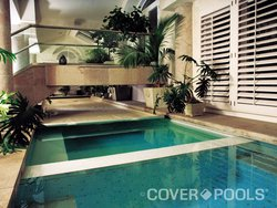 Pool Cover #004 by Indian Summer Pool and Spa