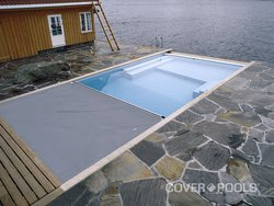 Pool Cover #005 by Indian Summer Pool and Spa