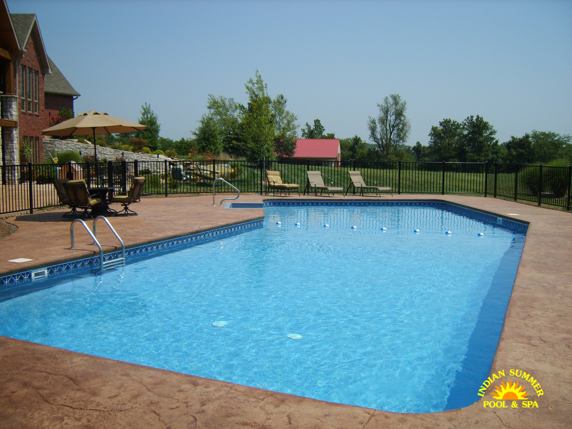 hybrid pools springfield mo indian summer pool and spa. Black Bedroom Furniture Sets. Home Design Ideas